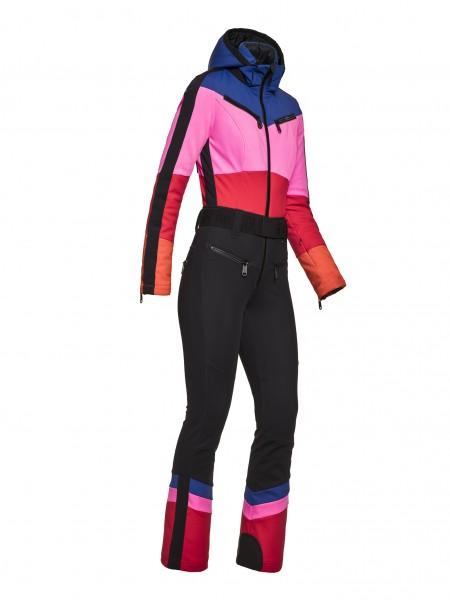 GOLDBERGH - PEARL ski jumpsuit - rainbow