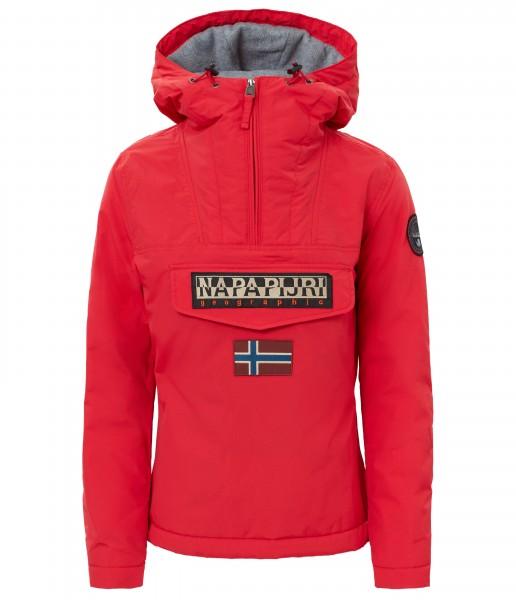 RAINFOREST WINTER jas - rood