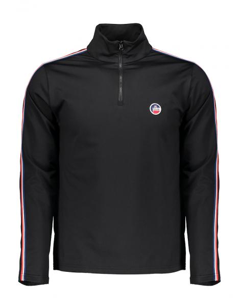 FUSALP - MARIO ski sweater - zwart - noir - 02102 - men - Haarlem