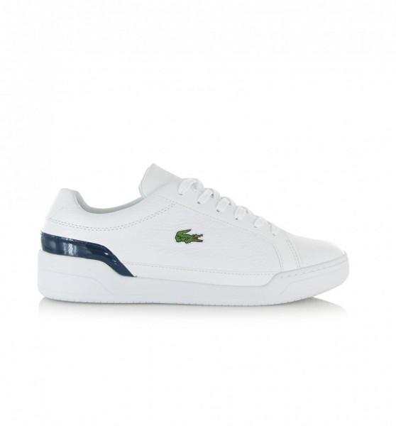 LACOSTE - CHALLENGE Sneaker men - wit