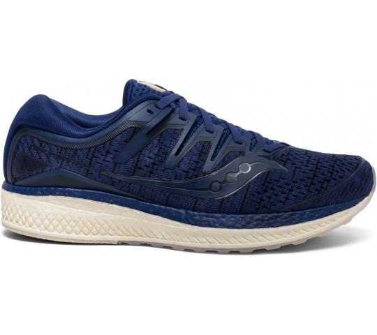 SAUCONY Heren hardloopschoen - Triumph ISO 5 blauw