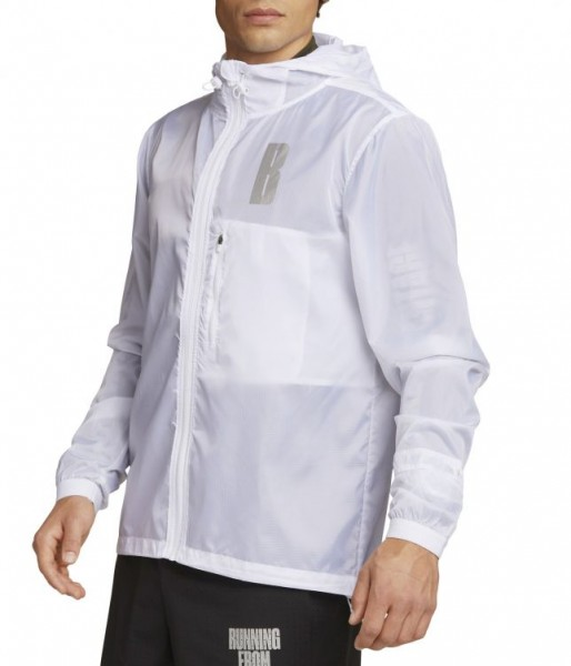 BJORN BORG - NIGHT JACKET men - wit