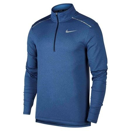 NIKE - ELEMENT 3.0 top - blauw