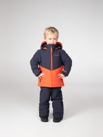 PROTEST - GIZMO TD SNOWJACKET - donkerblauw