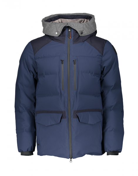 PARAJUMPERS - TOUKOU jas - donker blauw