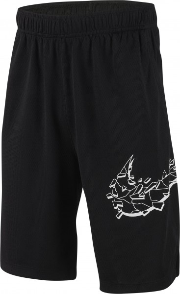 NIKE - DRI-FIT short kids - zwart