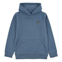 LYLE & SCOTT - CLASSIC hoodie boys - blauw