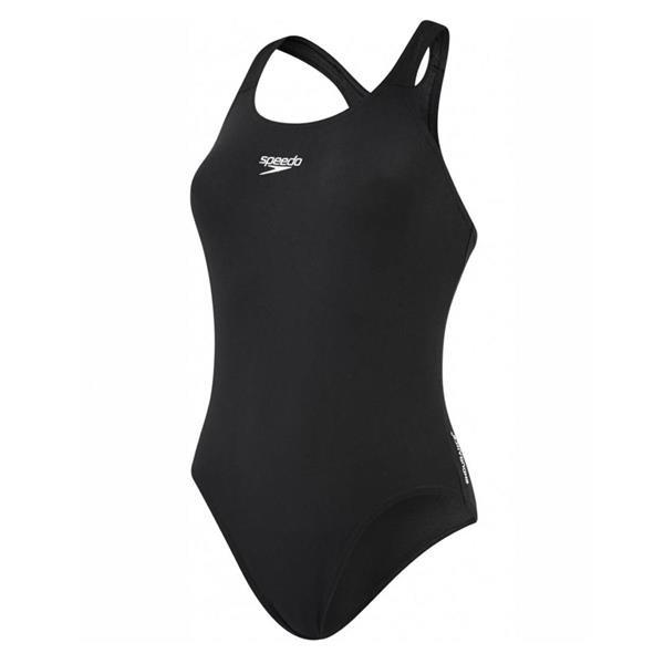 SPEEDO - ENDURANCE+ kids zwempak - zwart