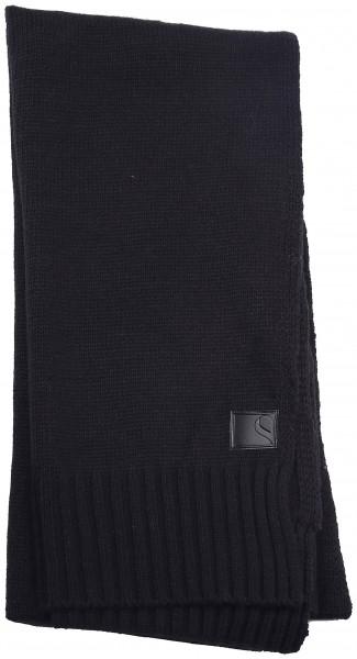 DIDRIKSONS - LUNDEN shawl - zwart