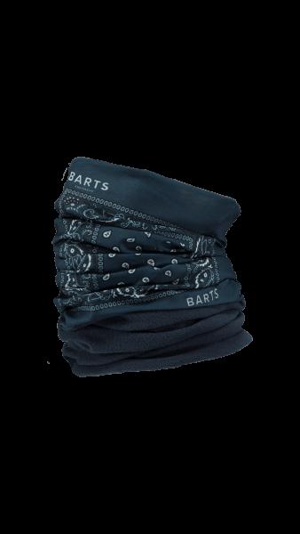 BARTS - MULTICOL sjaal men - blauw/groen