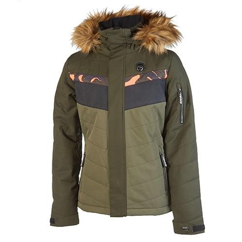REHALL- DARCY R JR ski jas - groen - olive - Haarlem - meisje