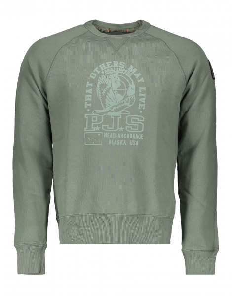 PARAJUMPERS - MALCOLM sweater - groen