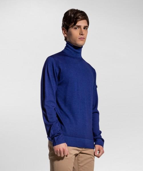 PEUTEREY - MASUM trui men - blauw