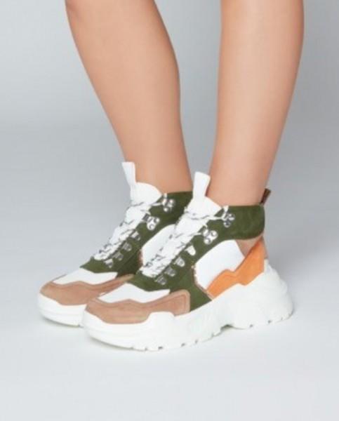 PHILIP HOG - Amelia Sneakers women - wit