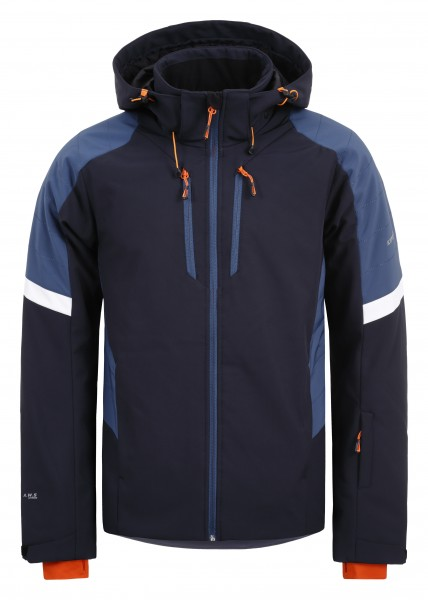 ICEPEAK - FREEBURG ski-jas men - donkerblauw