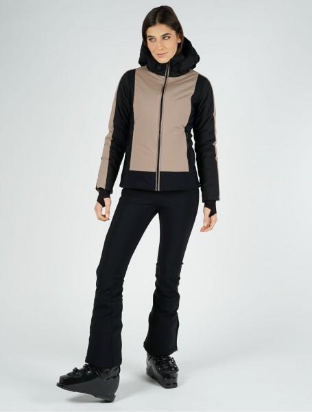 FUSALP - CARLINA jas - zwart/beige