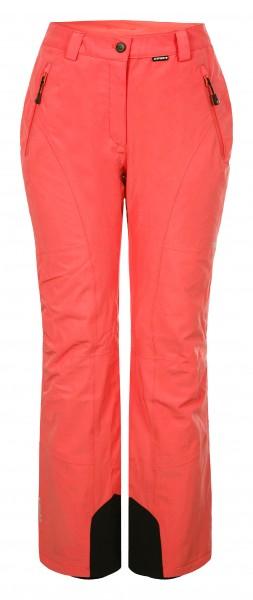 ICEPEAK - NOELIA skibroek - oranje/ roze