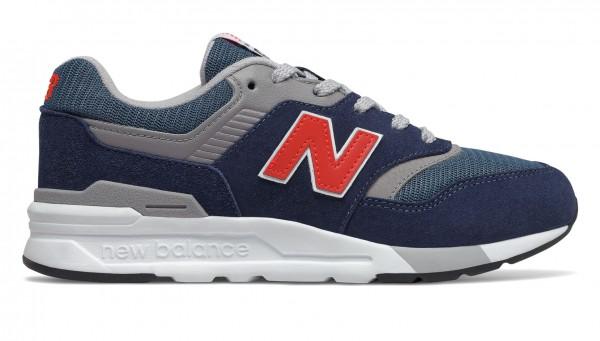 NEW BALANCE - 997H ESSENTIALS schoenen - donker blauw