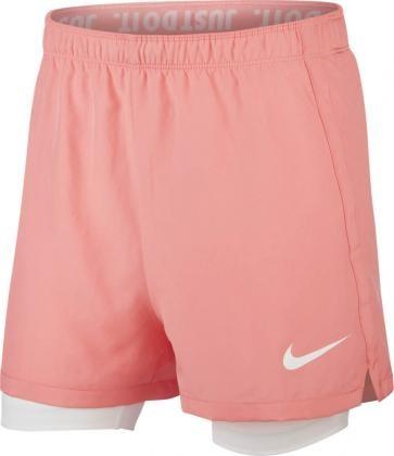 NIKE - DRY 2-IN-1 short meisjes - roze