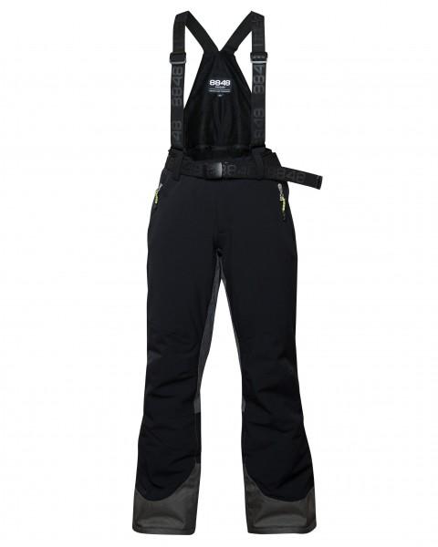 ALTITUDE 8848 - CHOICE pants - zwart Haarlem