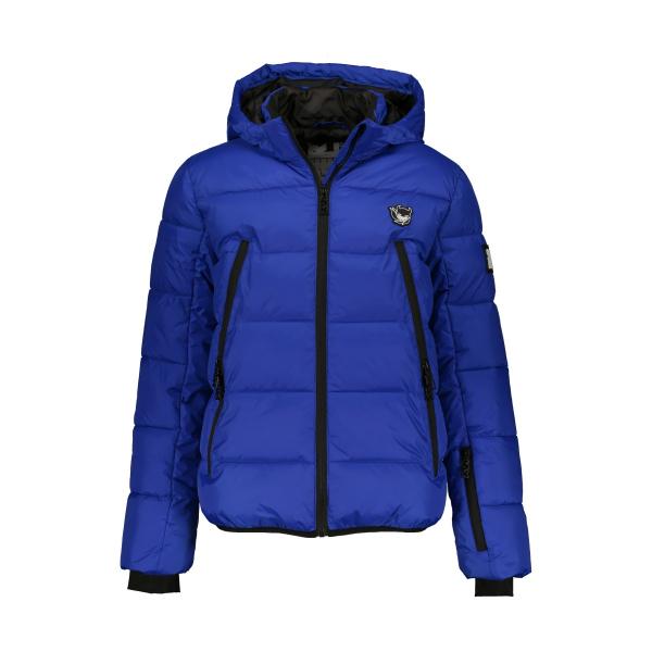 SUPER REBEL - BASIC SHINY ski-jas - blauw