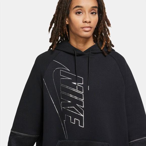 NIKE - SPORTSWEAR ICON CLASH hoodie women - zwart