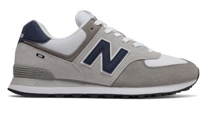 NEW BALANCE - ML574 Sneaker men - grijs