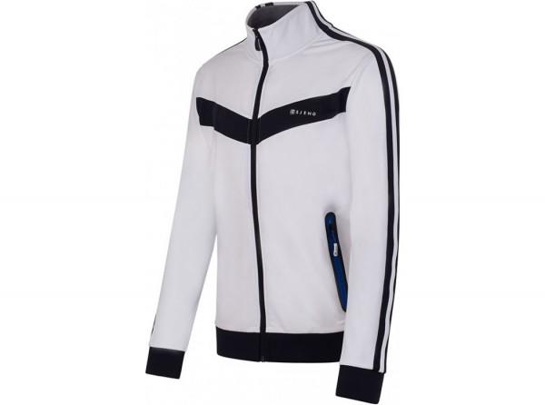 SJENG - LUPIN vest - wit