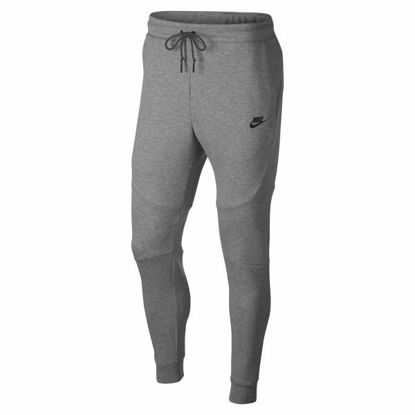 NIKE - SPORTSWEAR TECH FLEECE broek - donker grijs