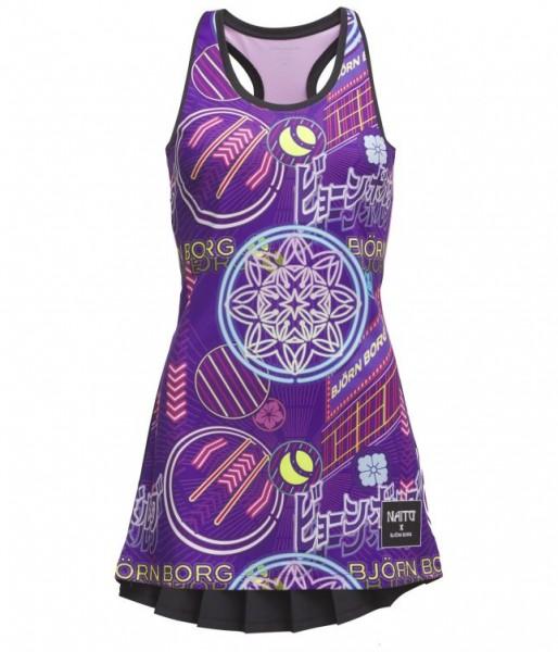 BJORN BORG - TESS jurk - paars