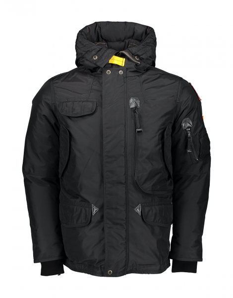 PARAJUMPERS - RIGHT HAND BASE BOY jas - zwart
