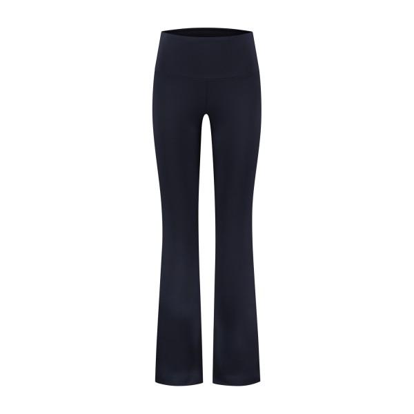 DEBLON - CELINE FLARED legging women - donkerblauw