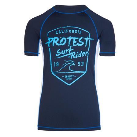 PROTEST - GELLER JR T-shirt - donker blauw