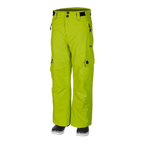 REHALL - CARTER R skibroek - groen - lime - Haarlem