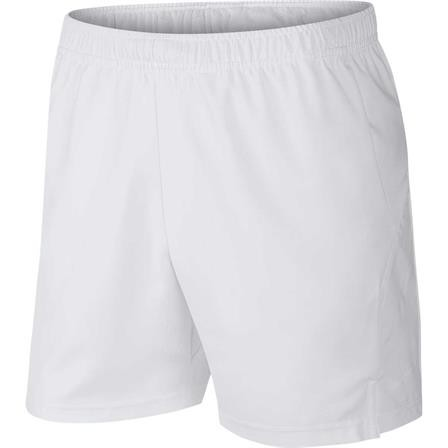 NIKE - COURT DRY short - wit