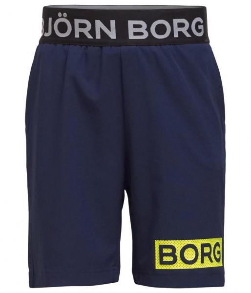 BJORN BORG - AUGUST short - donker blauw