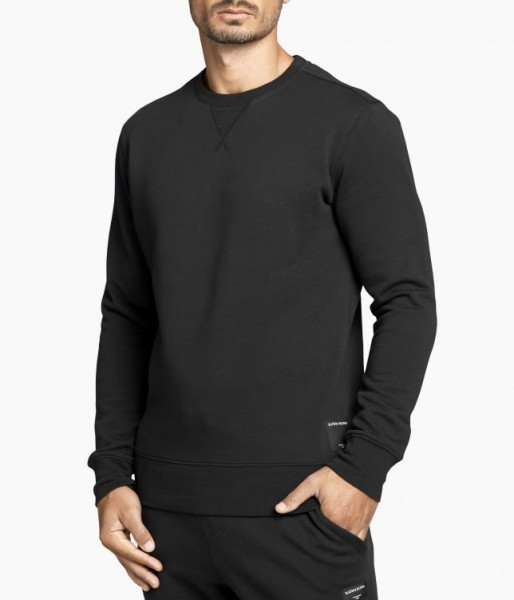 BJORN BORG - CENTRE CREW Sweater men - zwart