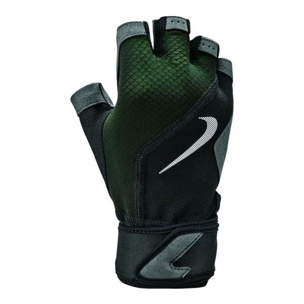 NIKE - Premium Fitness handschoen - zwart groen