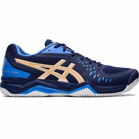 ASICS - GEL-CHALLENGER 12 CLAY schoenen - donker blauw