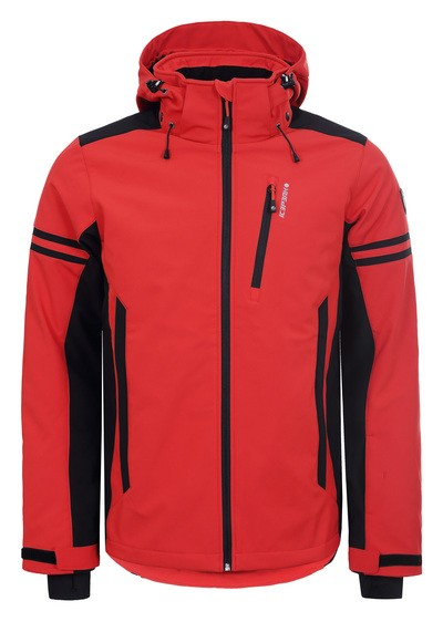ICEPEAK - FOIX ski-jas - rood Haarlem