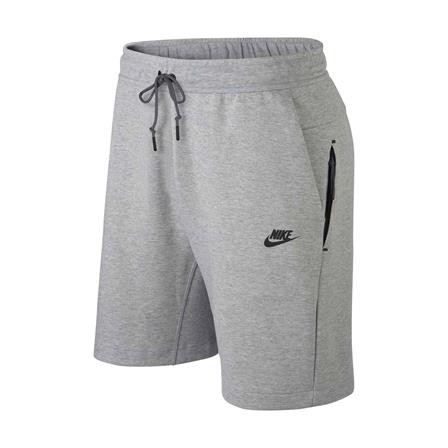 NIKE - TECH FLEECE short - grijs