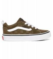 VANS - YT FLIMORE schoenen kids - bruin