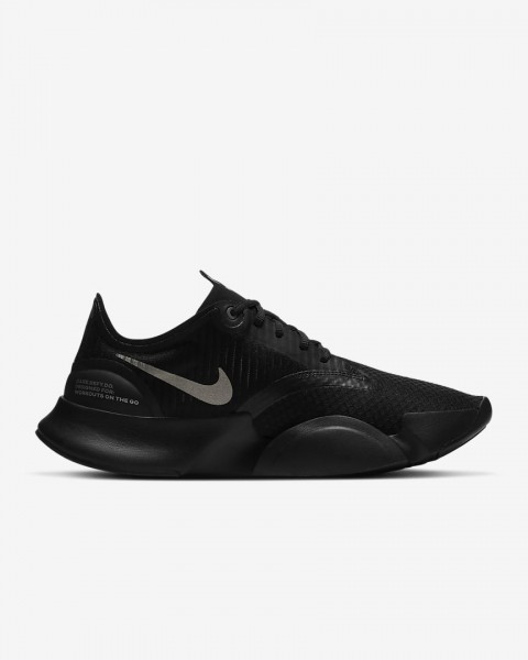 NIKE - SUPERREP GO trainingschoen men - zwart