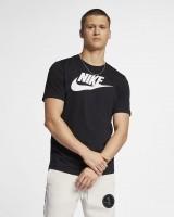 NIKE - SPORTSWEAR T-shirt men - zwart