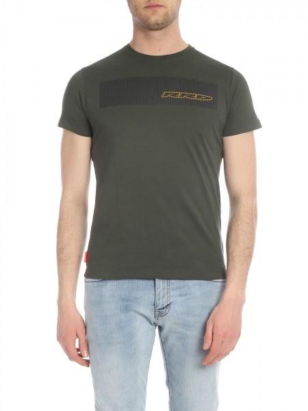 RRD - COTONE T-shirt - donker groen
