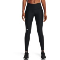UNDER ARMOUR - HEATGEAR SHINE legging dames - zwart