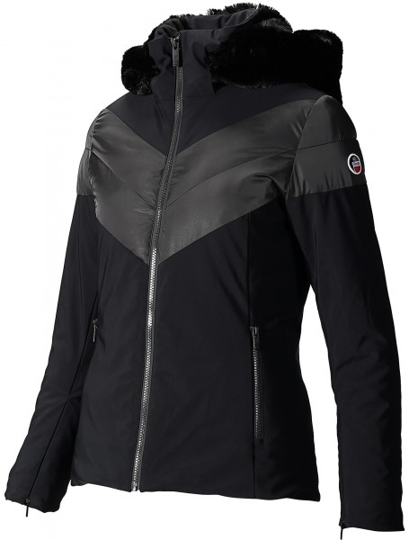 FUSALP - ANNE jas - zwart