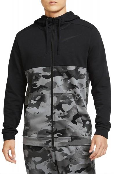 NIKE - DRI-FIT vest men - zwart/grijs