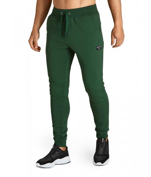 BJORN BORG - CENTRE TAPERED PANT men - groen