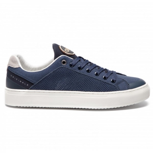COLMAR - Bradburry Out sneaker men - donkerblauw